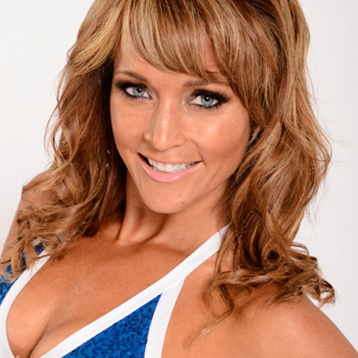 2011-12 Orlando Magic Dancers: Kendra