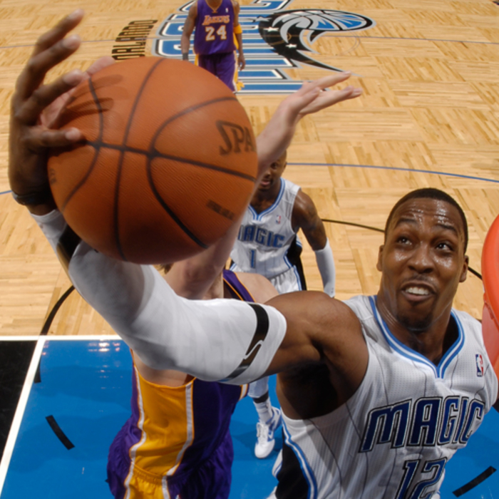 Photos: Magic vs. Lakers (1/20/12)
