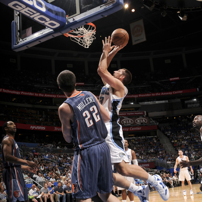 Photos: Magic vs Bobcats (4/25/12)