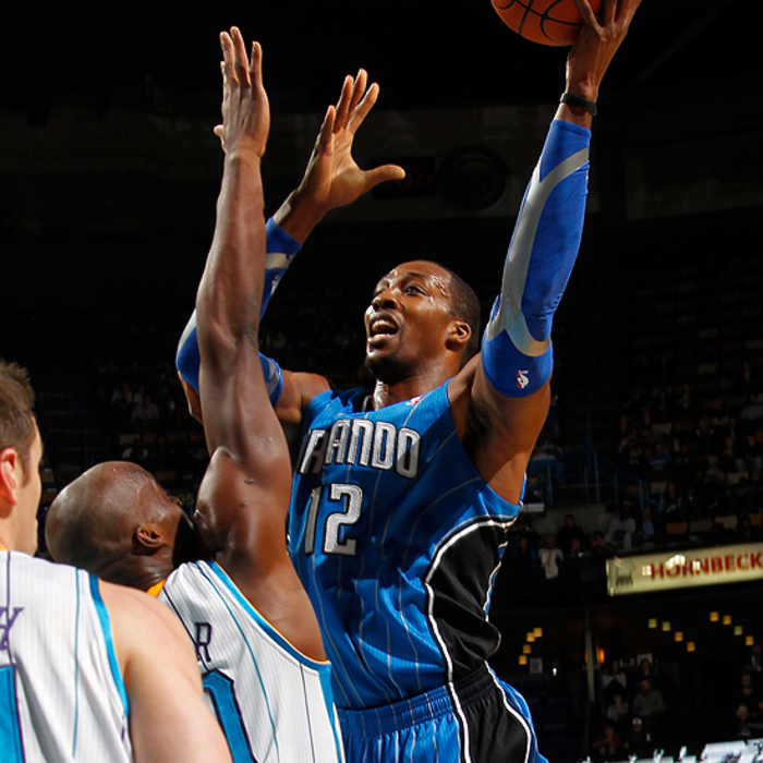 Photos: Magic at Hornets (1/27/12)