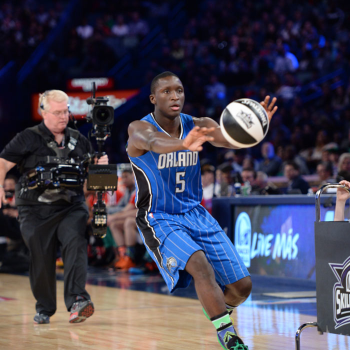 Victor Oladipo at 2014 All-Star Weekend