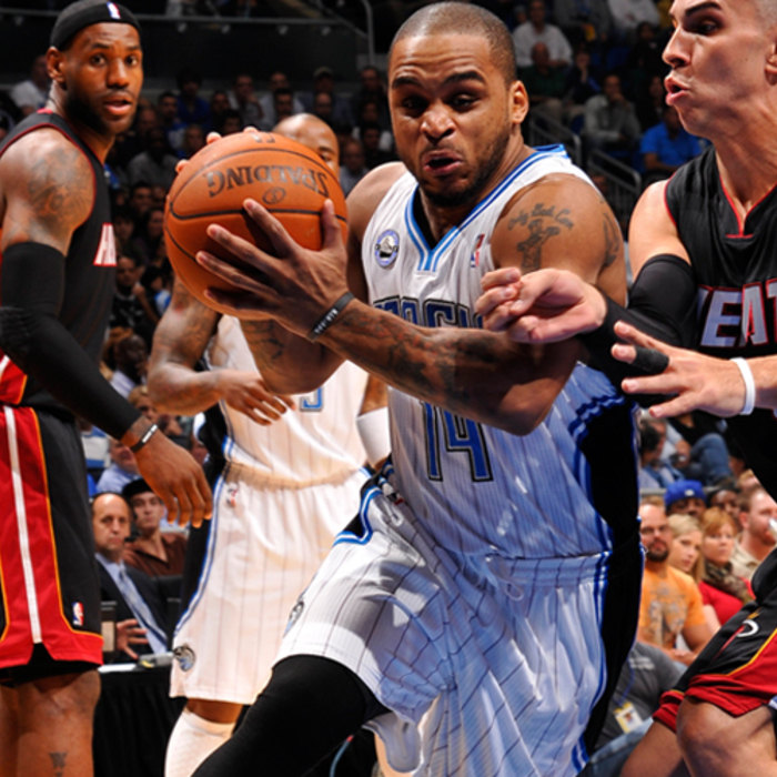 Magic vs. Heat (11/24/10)