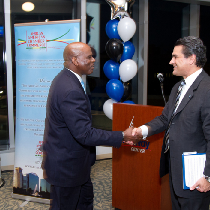 The Magic Hosts African American Chamber Business