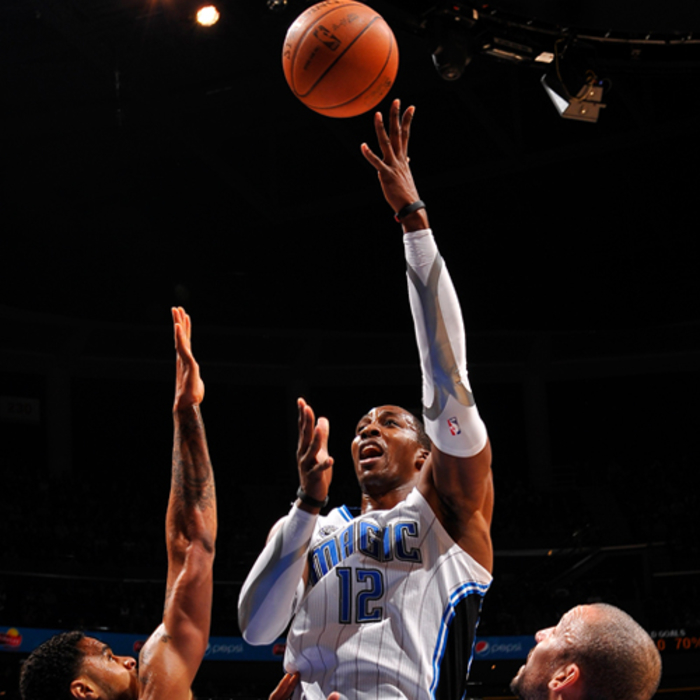 Magic vs. Mavs (12/21/10)