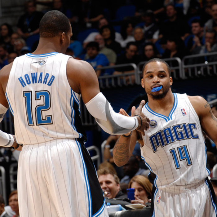 Photos: Magic vs. Wizards (2/16/11)