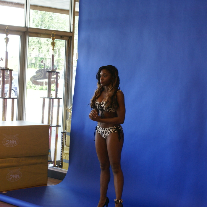 Swimwear Photo Shoot Behind the Scenes: Victoria