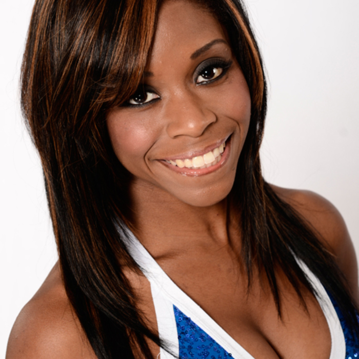 2011-12 Orlando Magic Dancers: Victoria