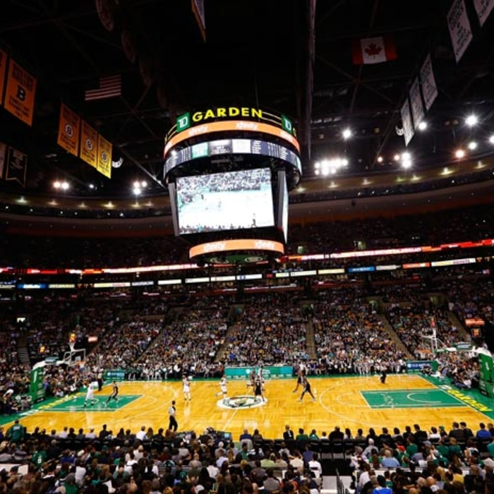 Arena Tour: General Views of all NBA Arenas