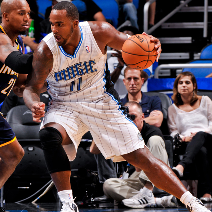 Magic vs. Pacers (10/19/12)