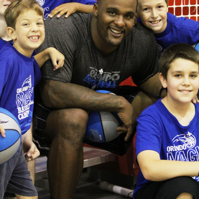 Glen Davis Basketball Camp