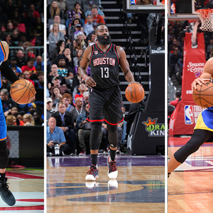 Ranking NBA's Best Point Guards In 2016-17 Season As Of 12