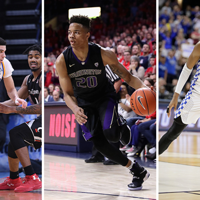 T Of C Alums 2017 Nba Draft: 2017 NBA Draft Prospects: Point Guards