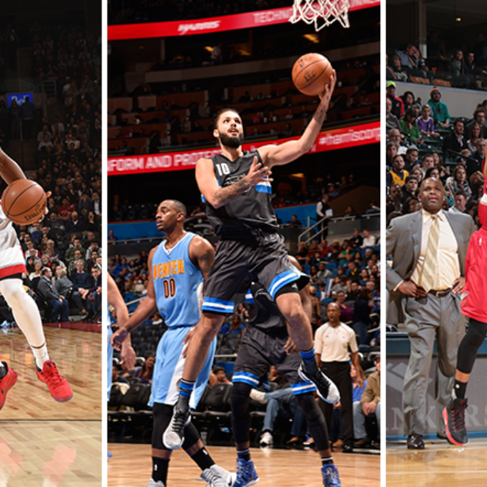 Ranking NBA's Best Shooting Guards In 2016-17 As Of 12/11