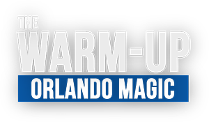 Orlando Magic Warm Up