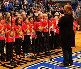 Groups National Anthem
