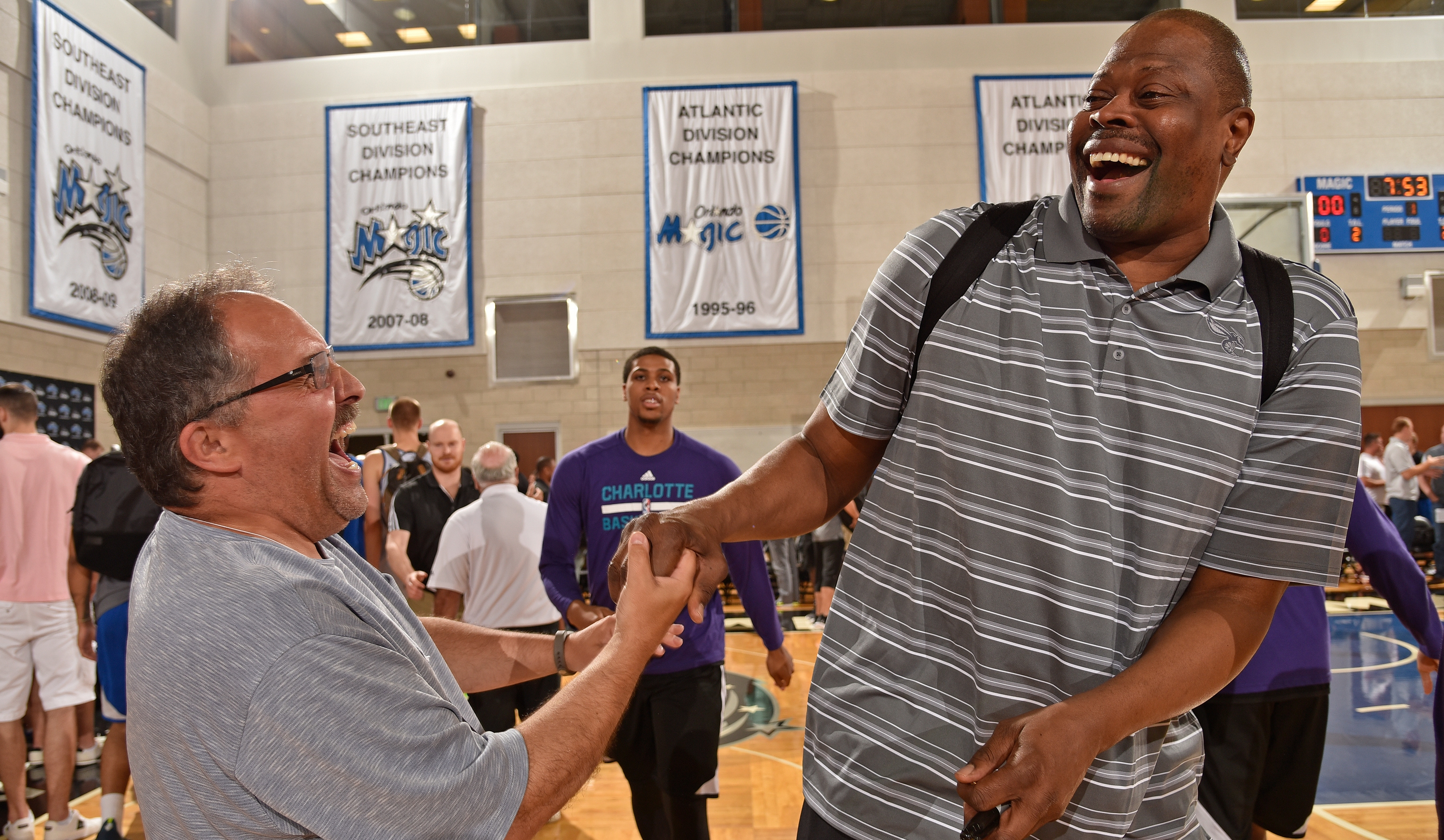 Stan Van Gundy Thinks Patrick Ewing Would Be Great Fit for Georgetown Coaching Job