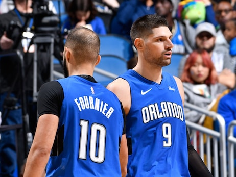 On-Court Chemistry Between Vucevic and Fournier Continues to Strengthen