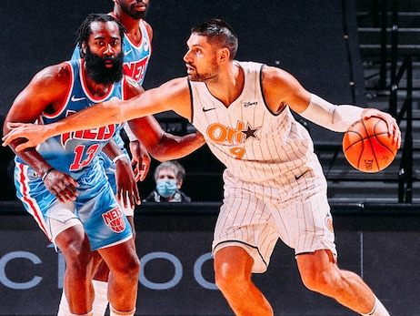 Magic Fall Short to Nets in James Harden's Brooklyn Debut