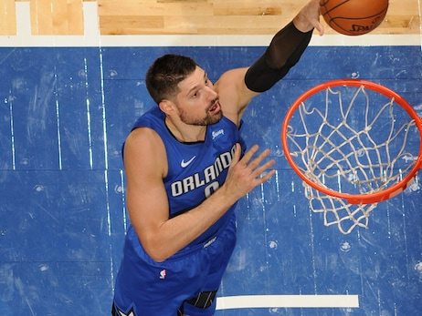 Vucevic Now Third on Magic's All-Time Scoring List