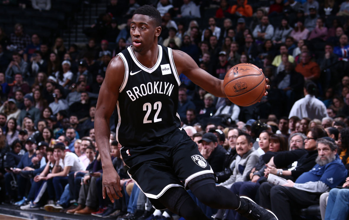 Brooklyn Nets' Caris LeVert Joins R2C2 Podcast to Discuss Food, NBA and Hip-Hop