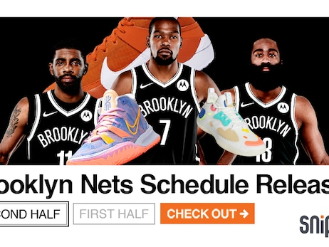 Brooklyn Nets Announce 2020-21 Second Half Schedule