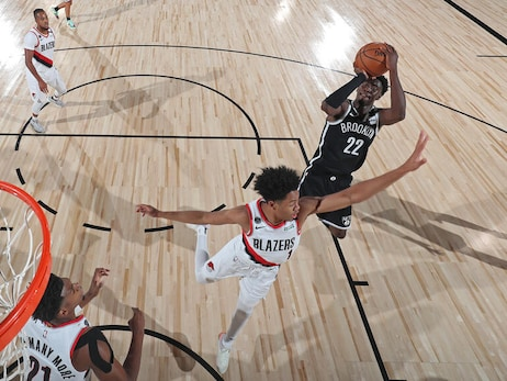 Gallery: Nets vs. Trail Blazers