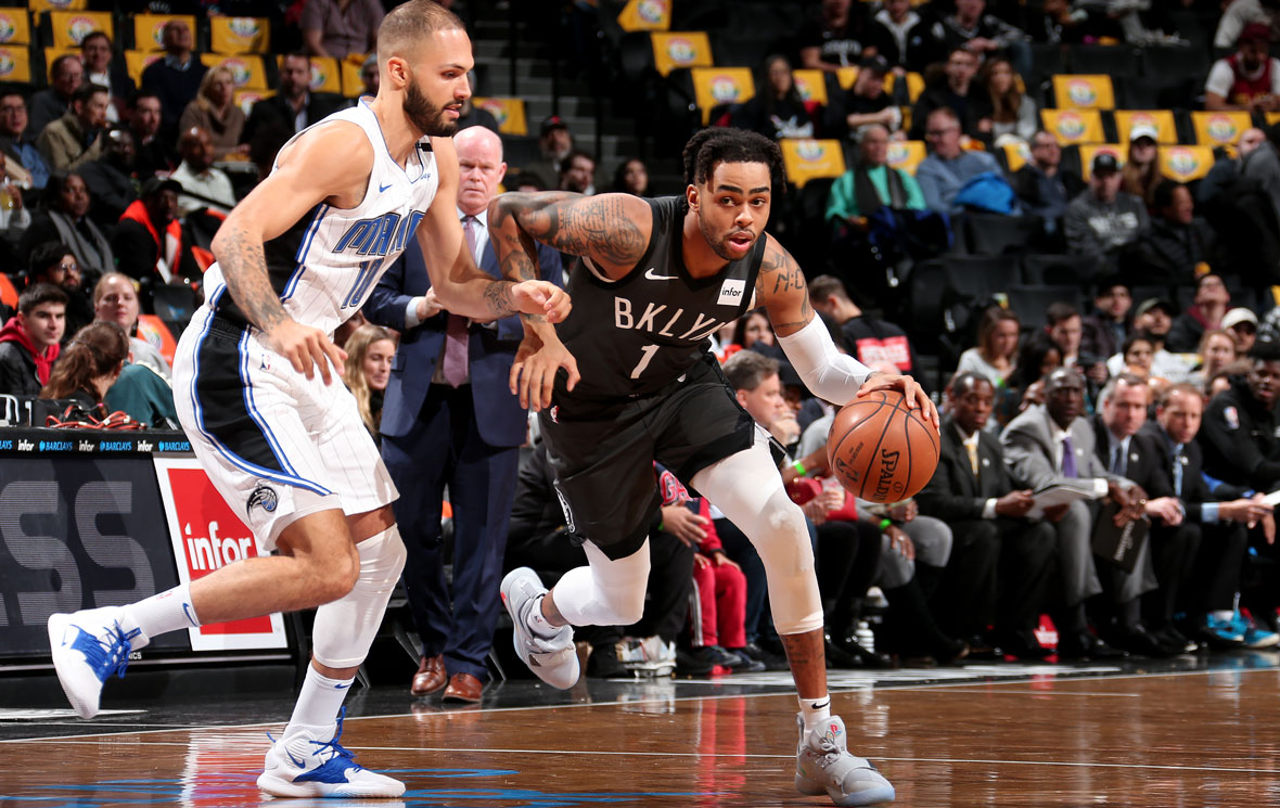 Nets Vs Magic D Angelo Russell Joe Harris And Kenny Atkinson Top Quotes Brooklyn Nets