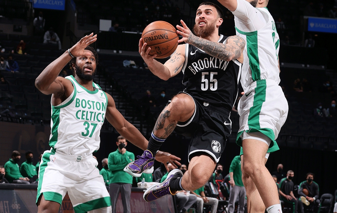 Nets Notes: Mike James Debuts for Brooklyn | Brooklyn Nets