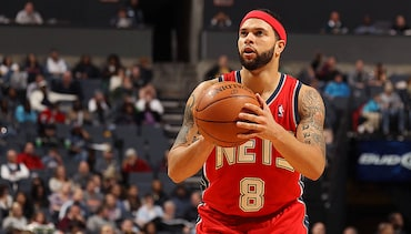Nets History Spotlight: Deron Williams Scores 57