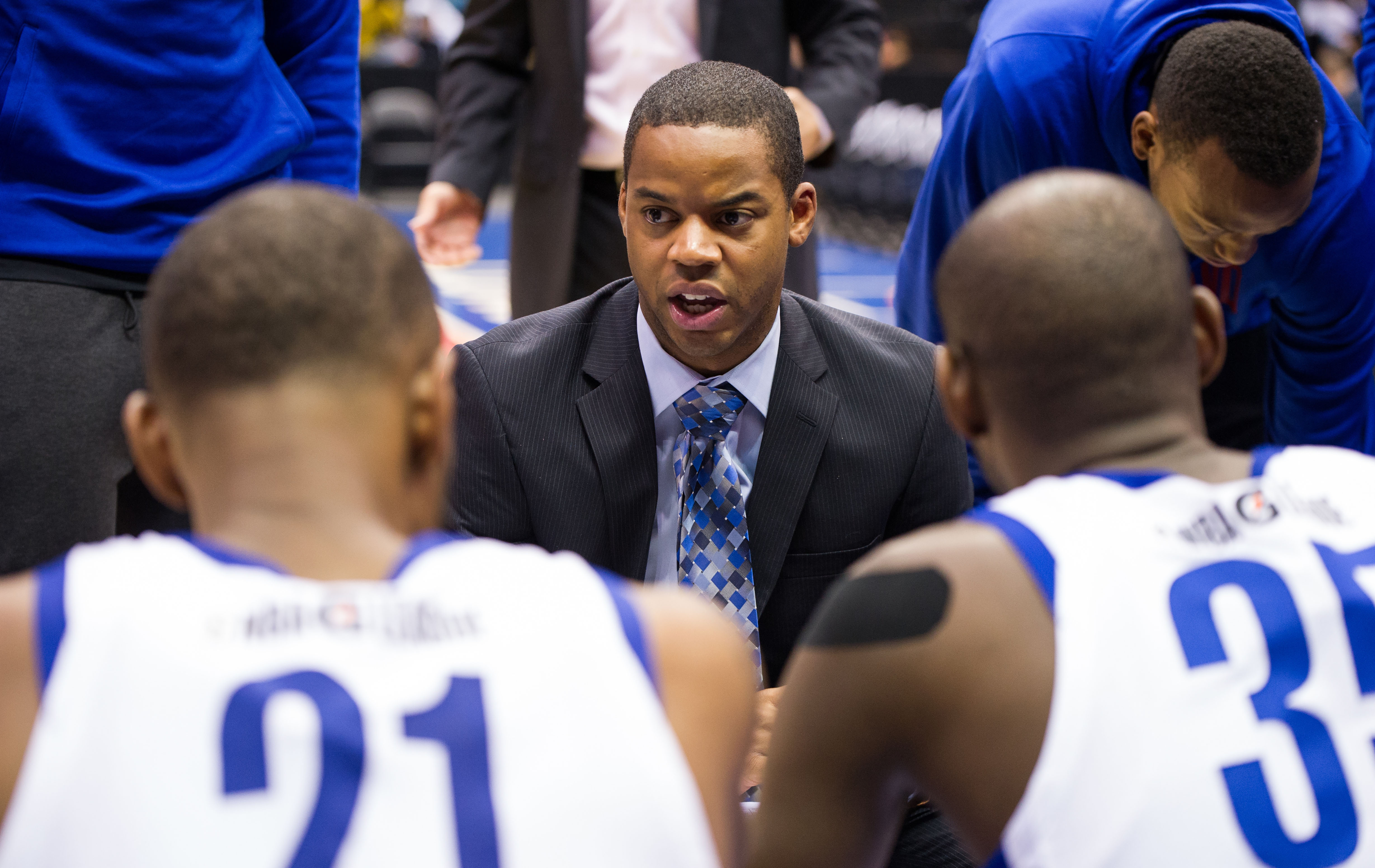 USA Basketball adds Long Island Nets' Ronald Nored to coaching staff