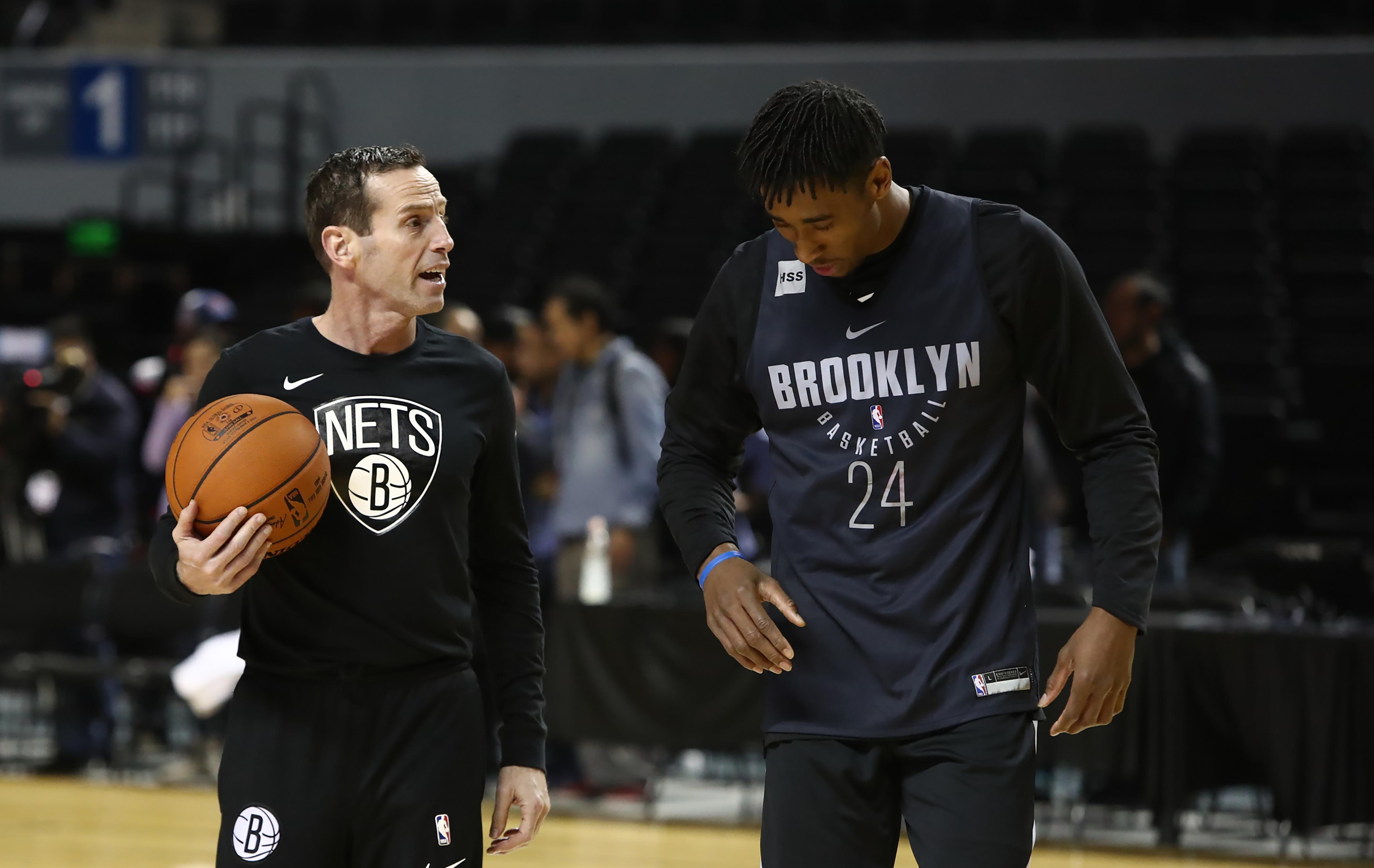 Long Island hoop lessons launched Kenny Atkinson s journey to the NBA.