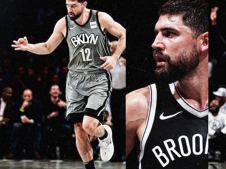 Joe Harris: Top Photos from 19-20 Season