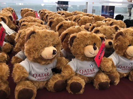 Qatar Airways & the Brooklyn Nets Partner to Spread Holiday Cheer at JFK