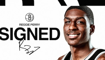 Brooklyn Nets Sign Reggie Perry
