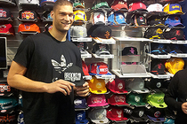 Brook Lopez Lids Appearance - Feb. 17 - 1