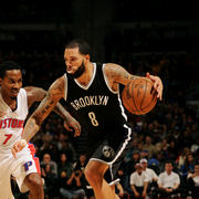 Gallery: Nets vs. Pistons
