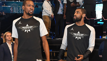 Durant, Irving Lead Brooklyn Nets Acquisitions