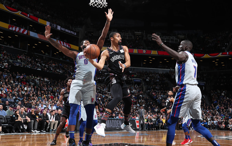 9a7a0d74d99 Nets vs. Thunder  Brooklyn Showed It s Ready to Head West