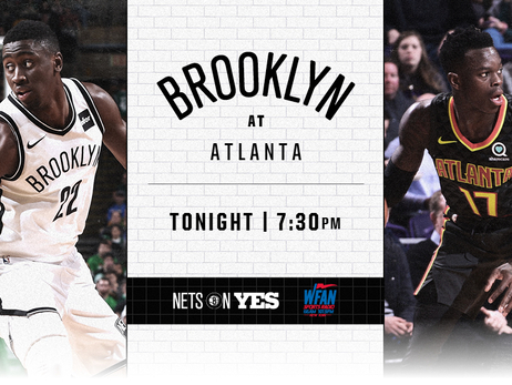 Preview: Brooklyn Nets hope to close out season series against Atlanta Hawks with a victory