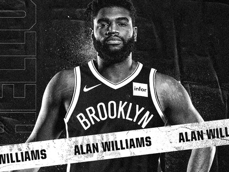 Brooklyn Nets Sign Alan Williams to Two-Way Contract