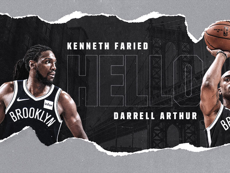 Brooklyn Nets Acquire Faried, Arthur And Draft Picks From Denver