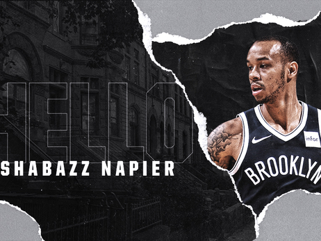 Brooklyn Nets Sign Shabazz Napier