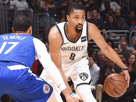 Spencer Dinwiddie Among NBA's Best Off the Bench