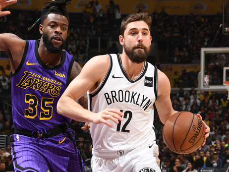 Nets 111, Lakers 106: Brooklyn Holds Off Los Angeles for Second Straight Win