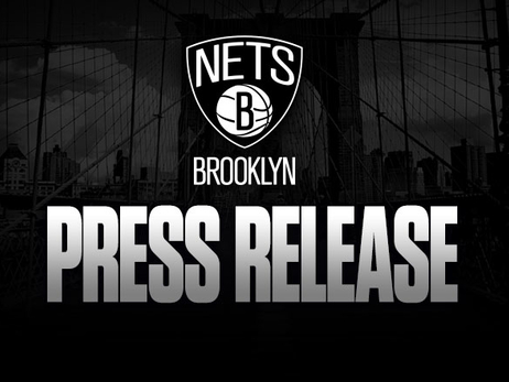 Brooklyn Nets to Unveil Hospital for Special Surgery Training Center on Wednesday, Feb. 17 at Noon