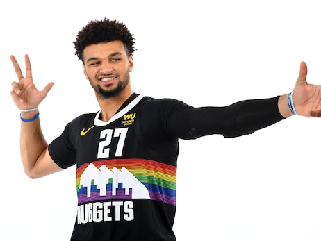 Nuggets Unveil New City Edition Jersey