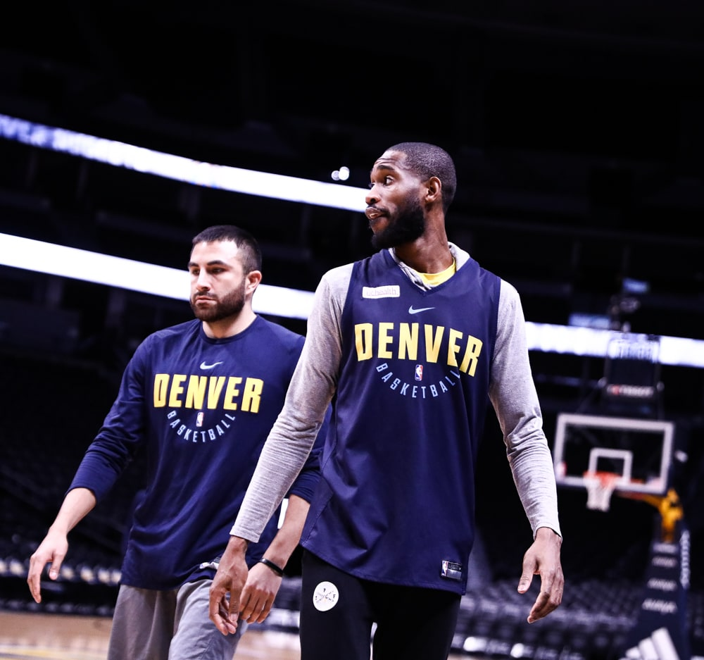 Denver Nuggets Dancers: Friday Morning Shootaround