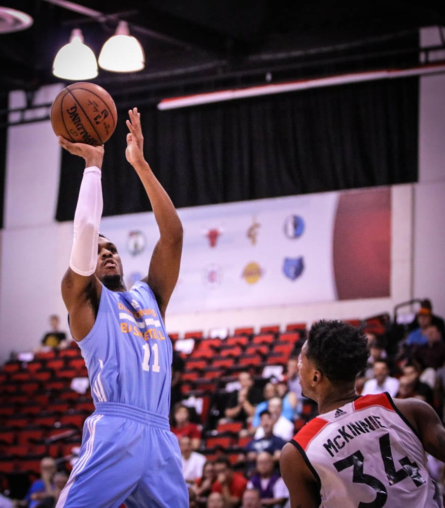 Nuggets Lose: Nuggets Play Well, Lose Summer League Thriller 82-81