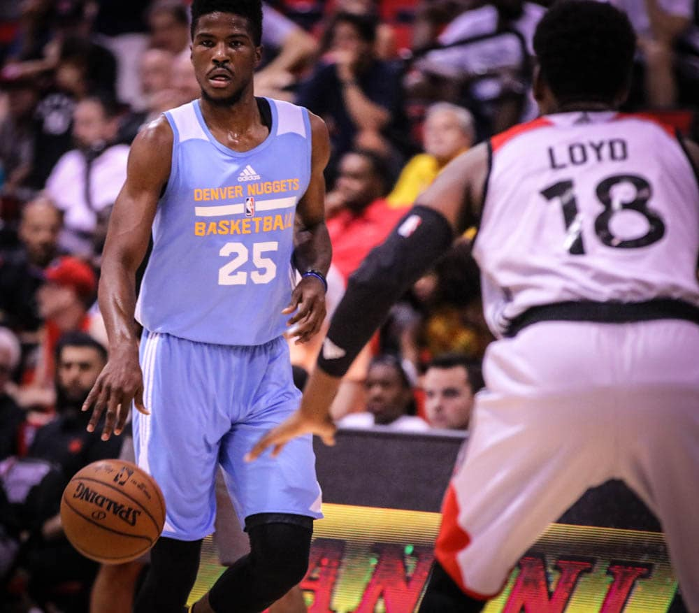 Denver News I 25: Nuggets Play Well, Lose Summer League Thriller 82-81