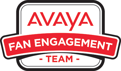 Avaya Fan Engagement Team Logo